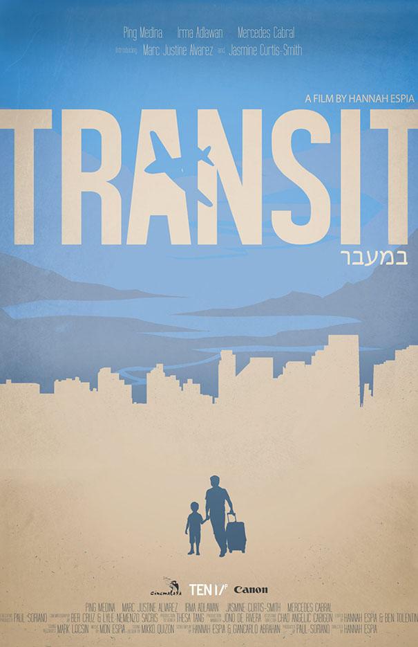 Weicholz Global Film Series: Transit (2014)