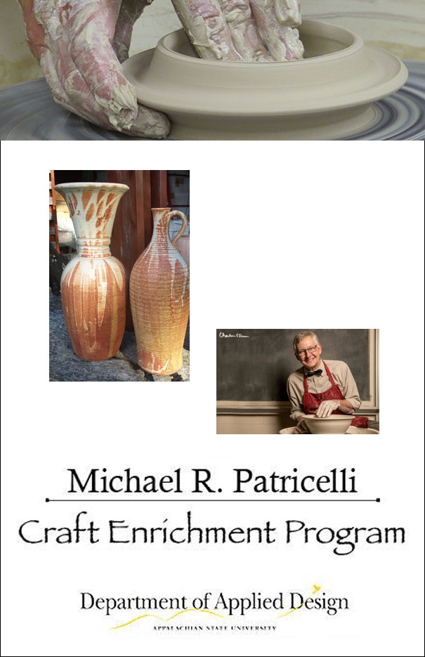 Study with Master Potter Eric Reichard