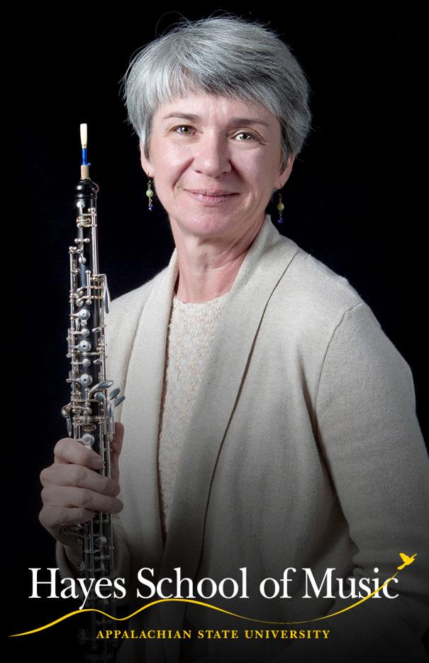 Faculty recital: Alicia Chapman, oboe