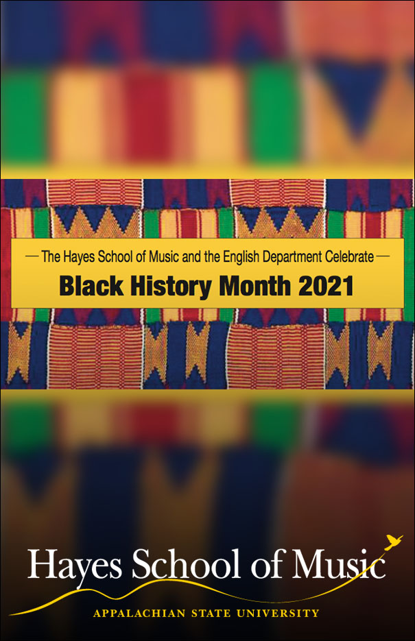 Black History Month Concerts