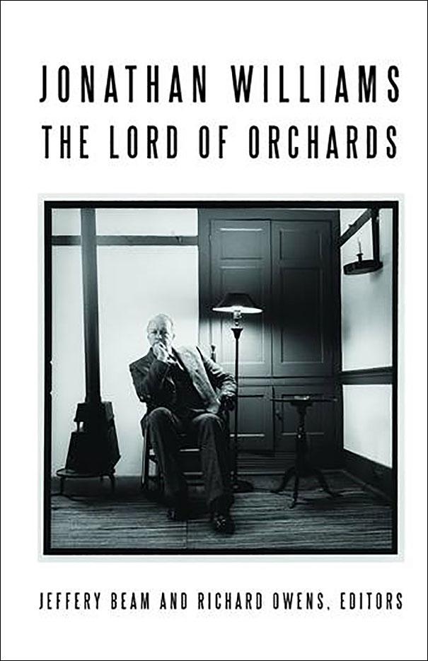 "TAC Talk — Jeffery Beam presents ""Jonathan Williams: Lord of Orchards"""