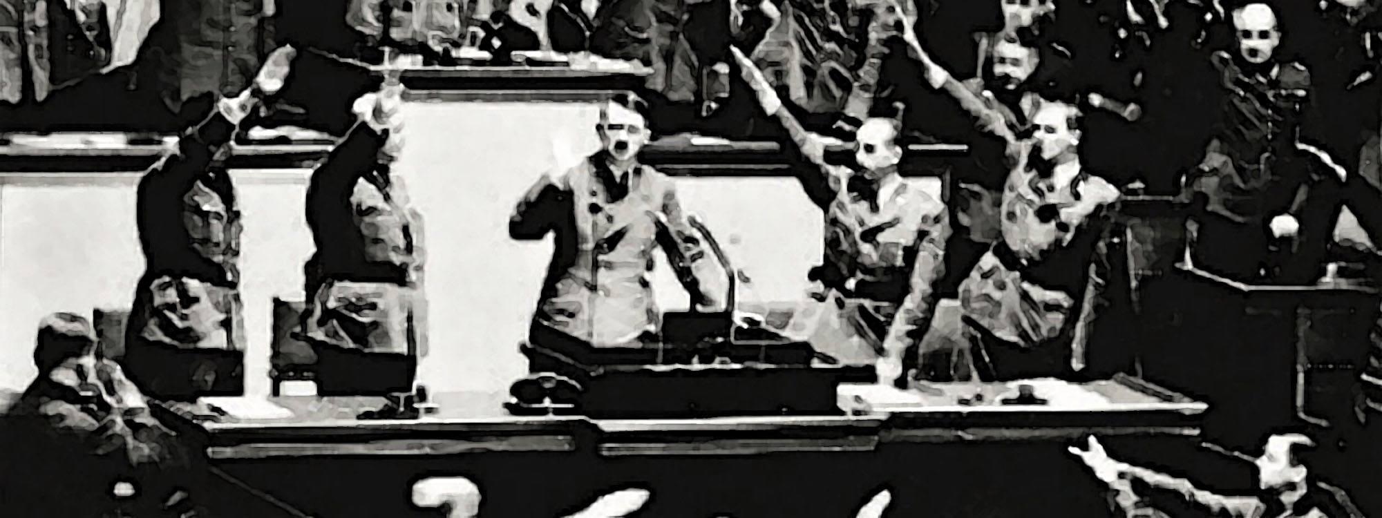 Eminent Military Historian G.L. Weinberg on 'Adolf Hitler and the United States'