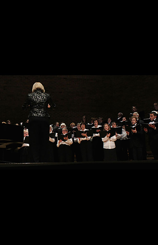 Holocaust Cantata: Songs from the Camps Performed on Campus