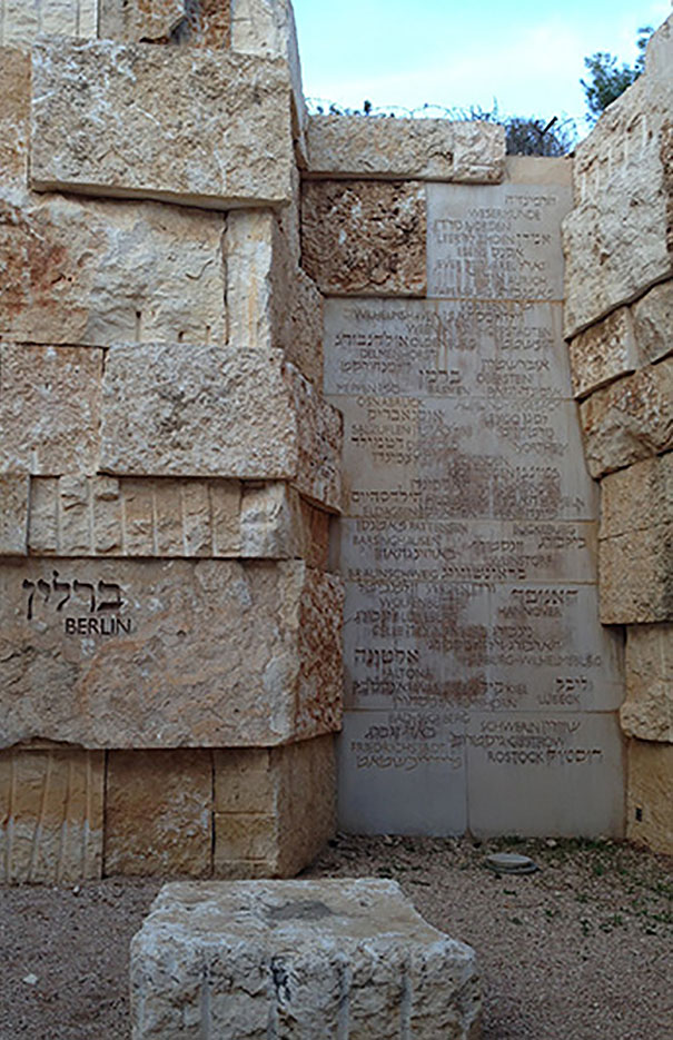 Yom HaShoah (Holocaust Memorial Day)