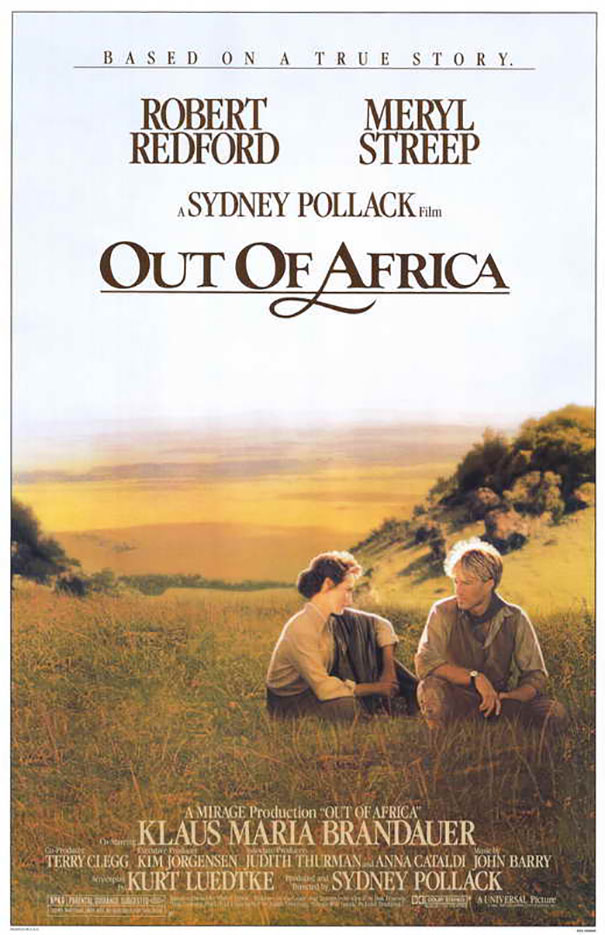 Film: Out of Africa (1985)