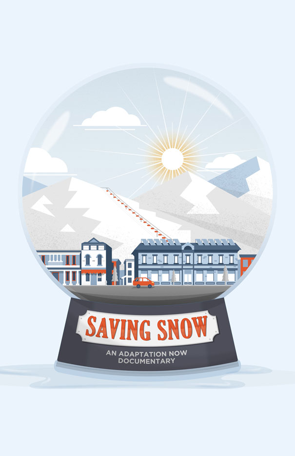 Films: Saving Snow (2018) and 32 Degrees