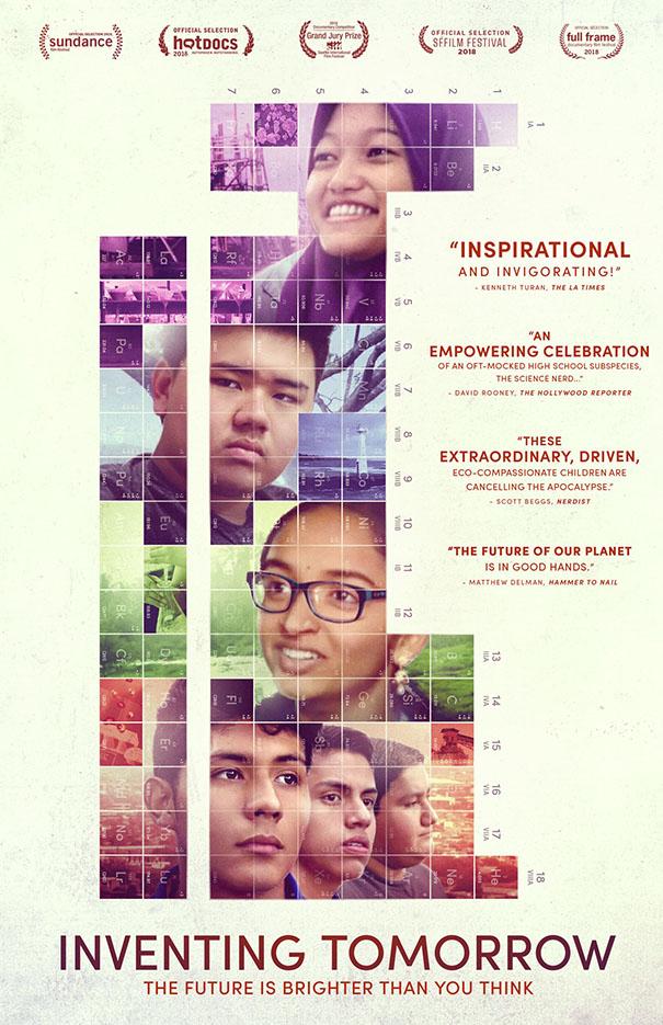 Film: Inventing Tomorrow (2018)