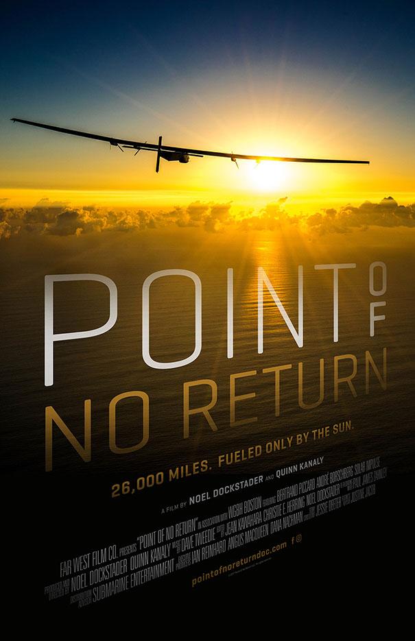 Film: Point of No Return (2017)