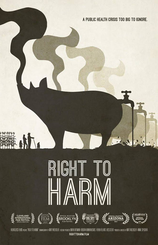 Film: Right to Harm (2019)