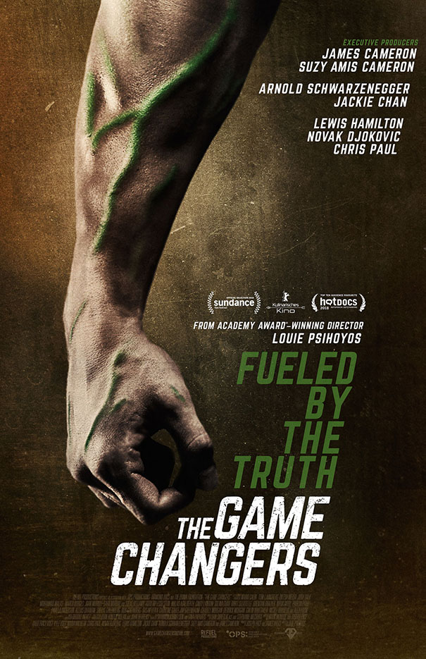Film: The Game Changers (2018)