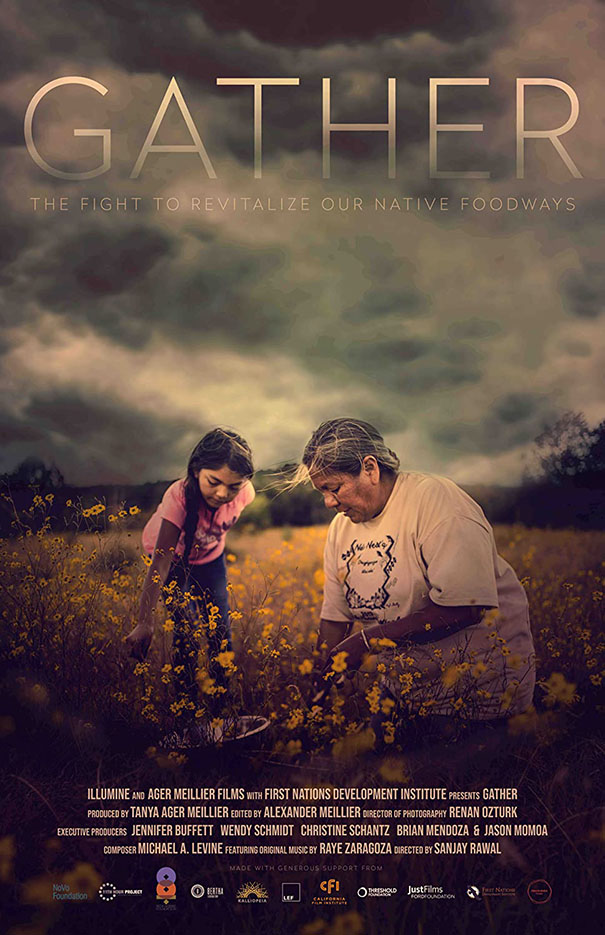 Film: Gather: The Fight to Revitalize our Native Foodways (2020)