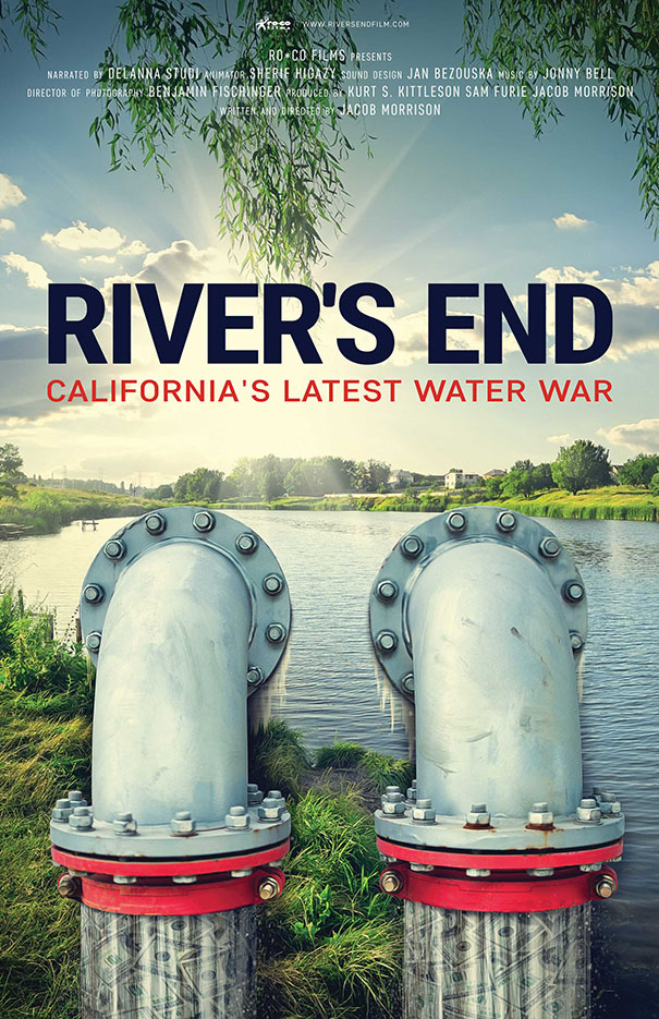 Film: River's End: California's Latest Water War (2021)