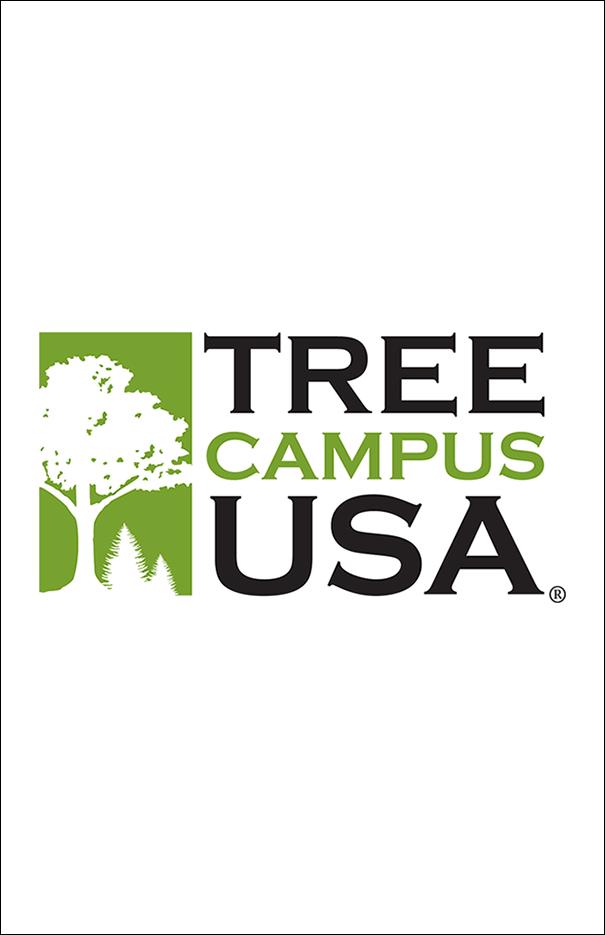 Tree Campus USA - Tree Planting