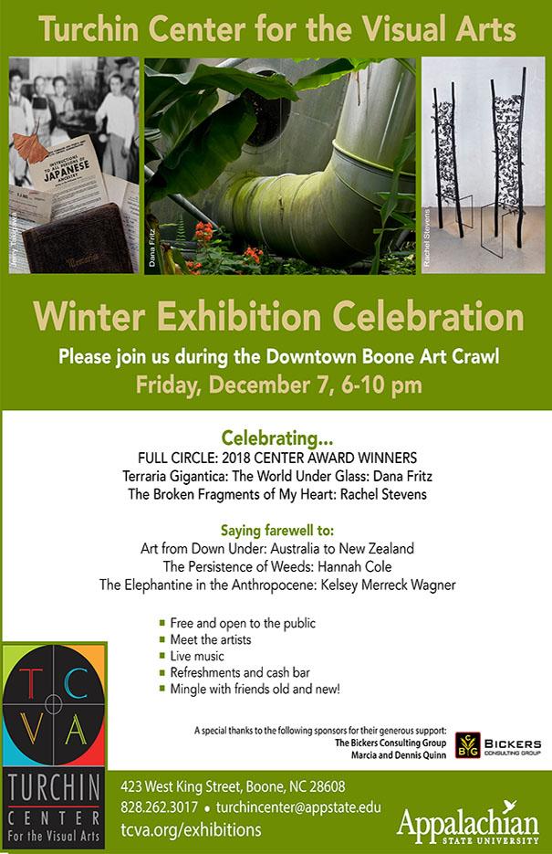 Winter Exhibition Celebration