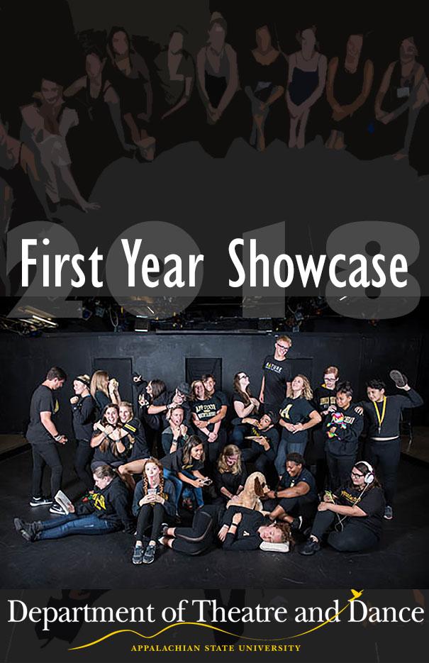 First Year Showcase