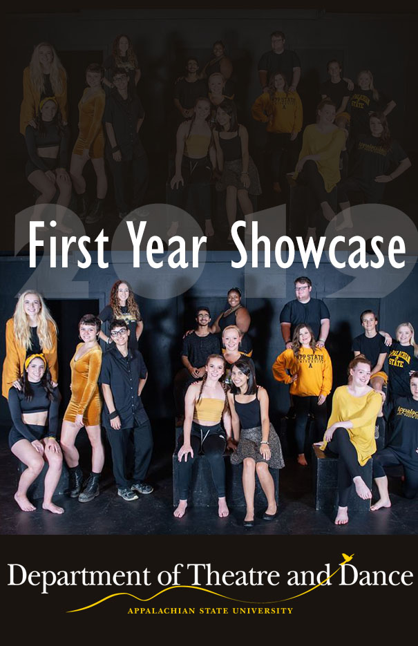 First Year Showcase 2019