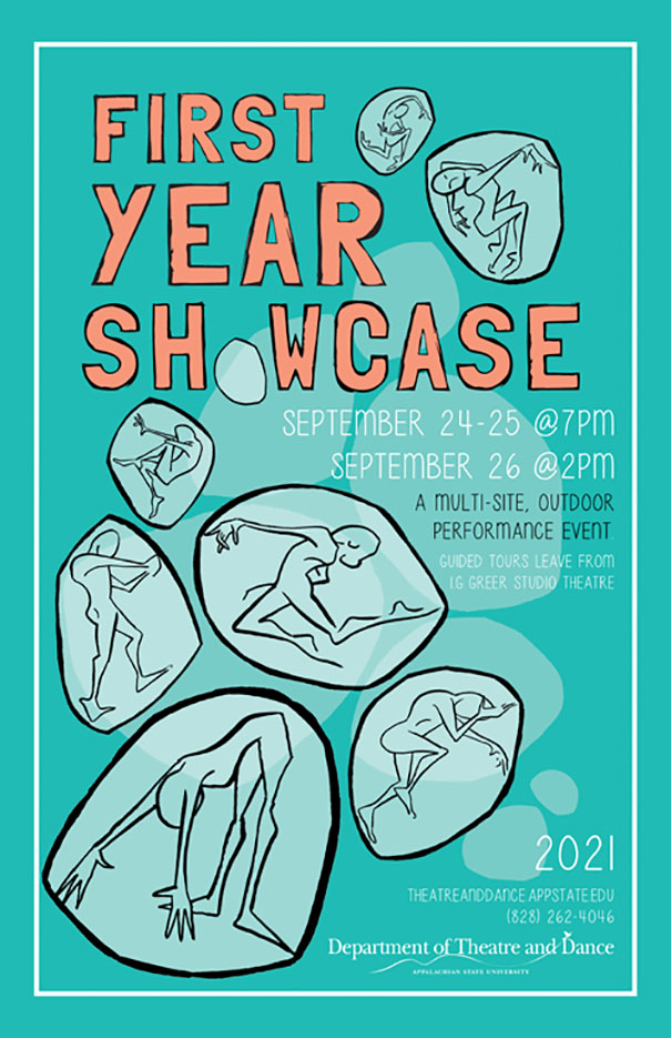 First Year Showcase: In Our Bubbles...