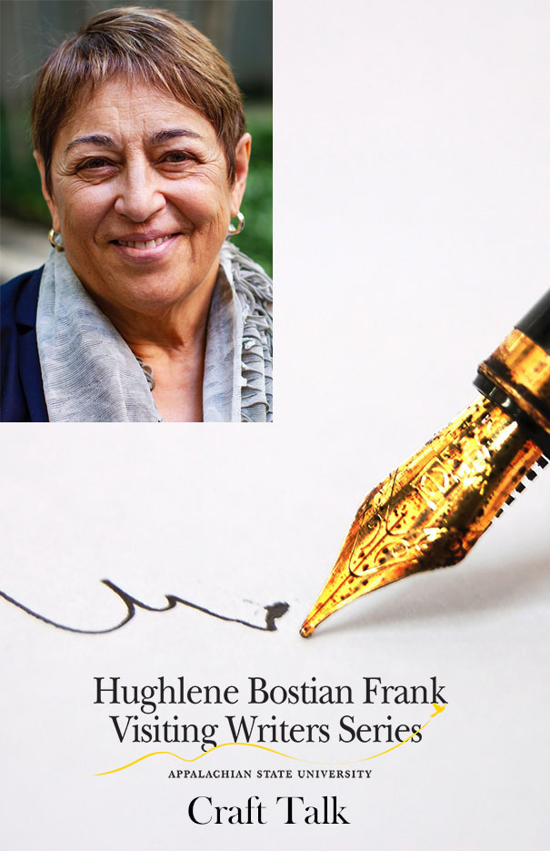 "Toi Derricotte – Craft Talk: ""Write One Poem: Change Your Life"""