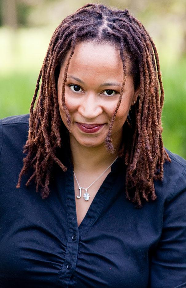 Novelist Jacinda Townsend