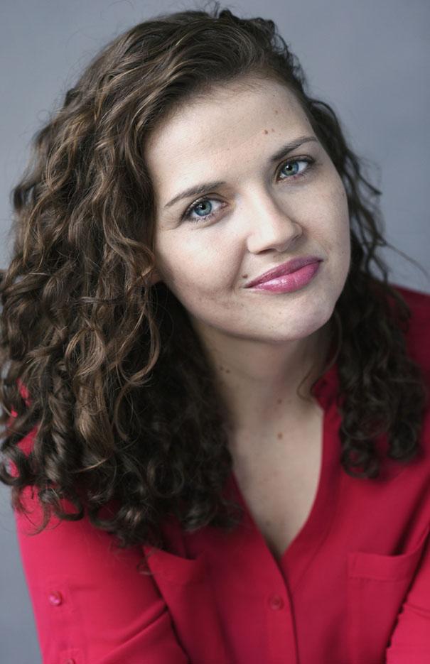 Novelist Kayla Rae Whitaker