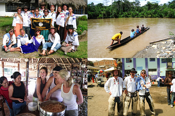 Group studies indigenous activism in the Upper Amazon
