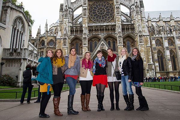 Appalachian Abroad: London 2012