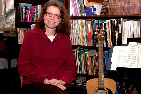 Music as medicine; professor studies music therapy's effects on heart disease patients