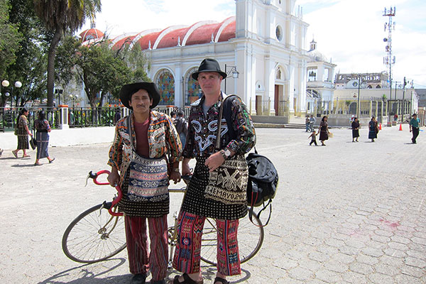 Helping sustain and revitalize Guatemala's indigenous culture