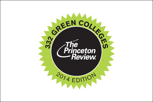 "Appalachian included in Princeton Review's 2014 ""Guide to 332 Green Colleges"""