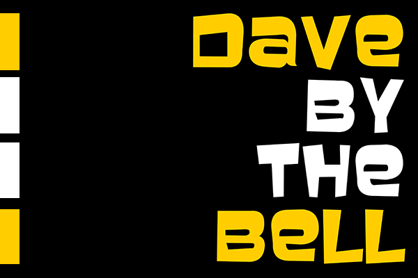 Dave by the Bell: How's that resolution going?