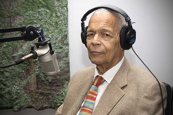 Moving Forward: Lessons from a Civil Rights Leader, featuring Julian Bond