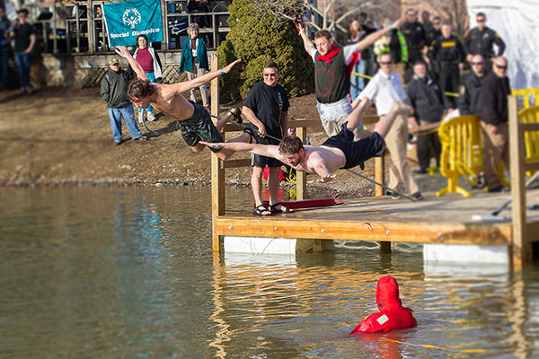 17th Annual Polar Plunge rescheduled for Feb. 26