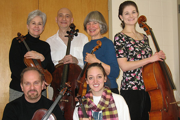 Hayes School of Music string faculty performance rescheduled for Feb. 21
