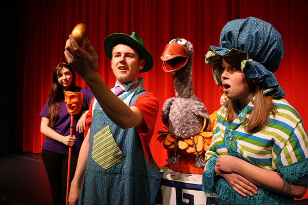 "Appalachian Young People's Theatre presents ""Aesop's Fables: On Stage"" April 10-12"