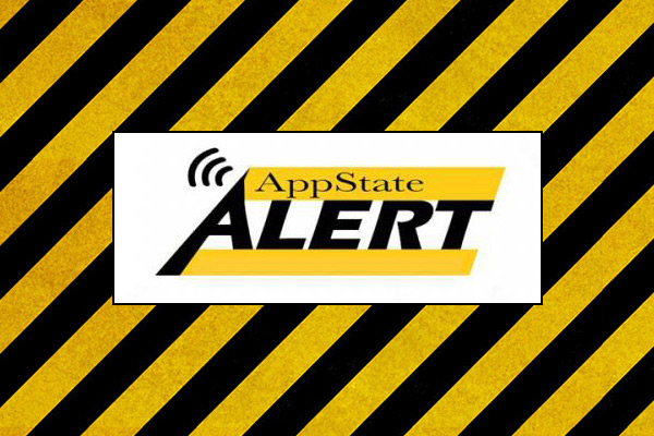 Campus alert system tested March 4