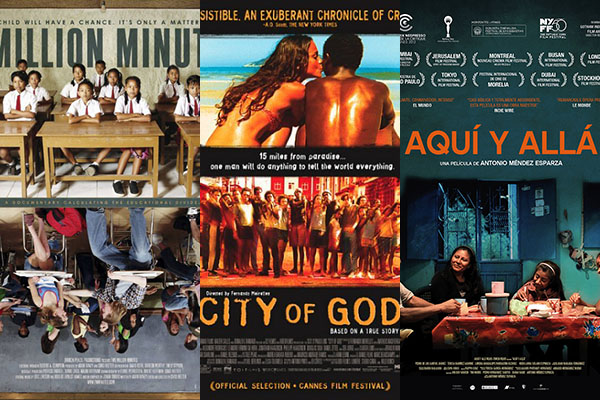 Global Film Series: 'Two Million Minutes,' 'City of God' and 'Aquí y Allá'