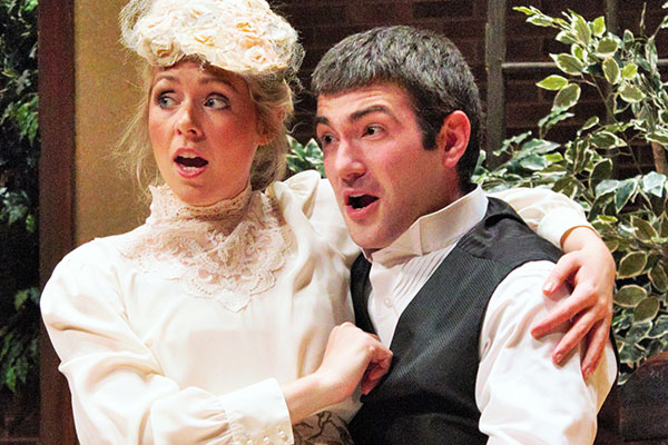 """The Marriage of Figaro"" performed March 26-29 at Appalachian"