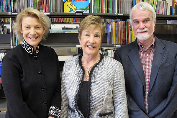 Reading Clinic named for Reich College of Education benefactor Pat A. Anderson
