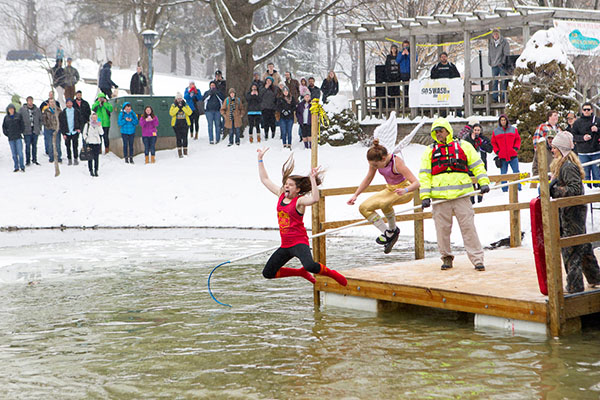17th annual Polar Plunge raises more than $7,300 for Special Olympics