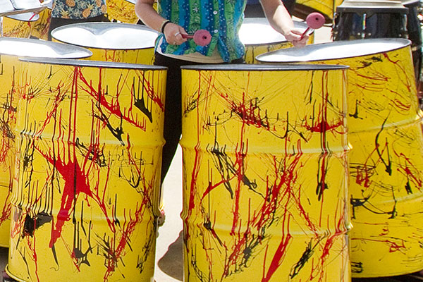 Steely Pan Steel Band performs March 22