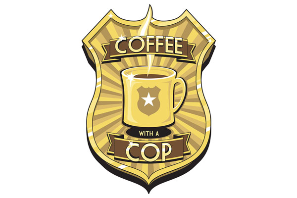 Coffee with a Cop held May 4