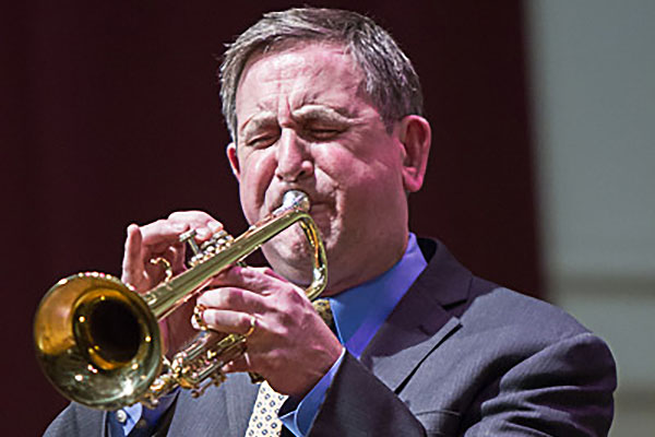 Appalachian's jazz ensembles perform with James Ketch April 9