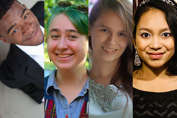 Four high school seniors receive full-ride Wilson Scholarship to attend Appalachian