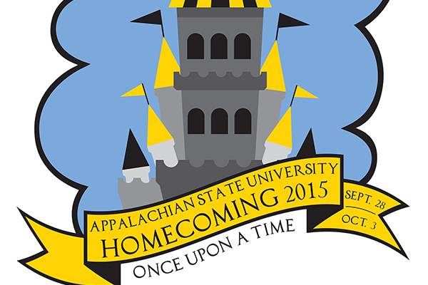 Celebrating Happily Ever After with Homecoming 2015, Oct. 1-3