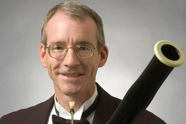 Hayes School of Music presents 'An Afternoon of Bassoon with Friends'
