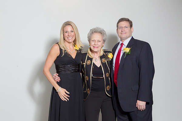 Aiken, Dollar and Moretz honored by Appalachian's Alumni Association