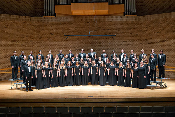 Choral works from around the globe performed Nov. 6