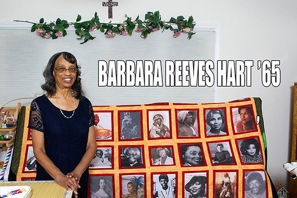 Faces of Courage Award Recipient Barbara Hart