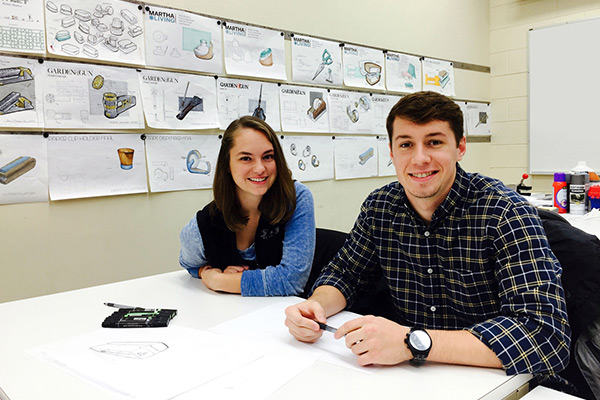 Appalachian students place second in international industrial design competition