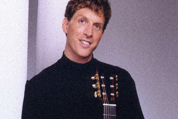 Classical guitarist Joseph Pecoraro performs Nov. 10
